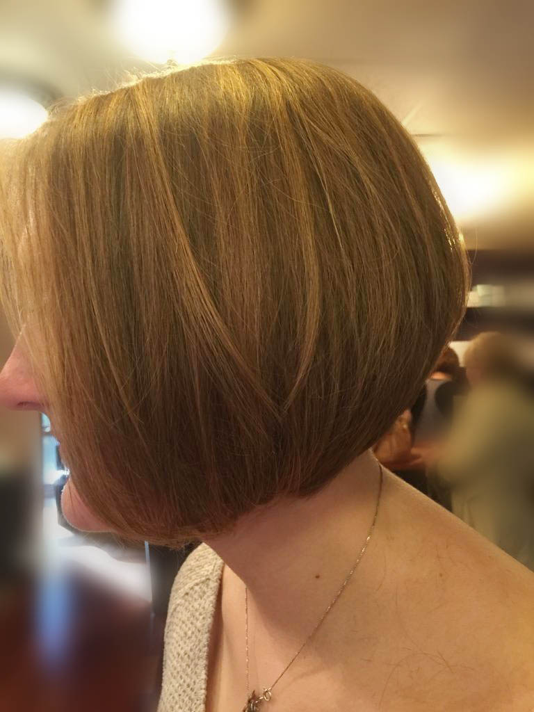 Pretty Inverted Bob