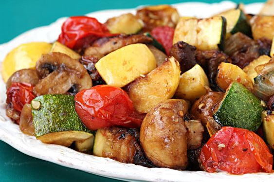Easy Grilled Vegetables - Gimme Some Oven
